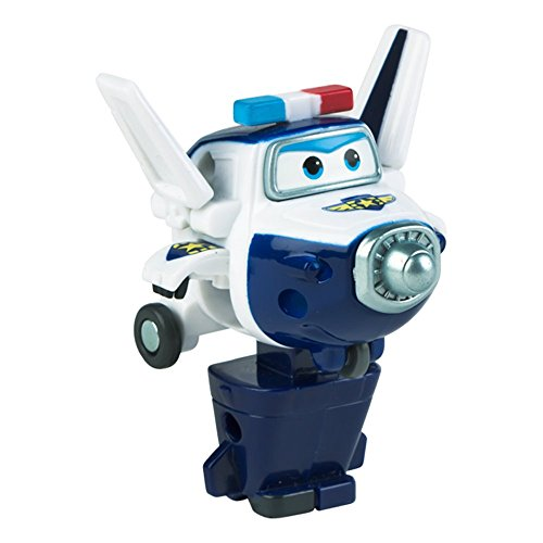 ColorBaby - Paul personaje transformable Super Wings (75865)