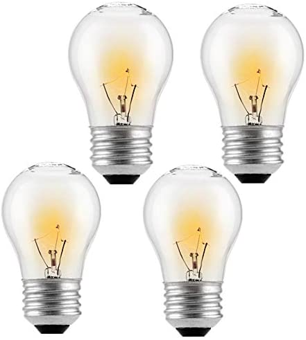 4-Pack Appliance Oven Light Max 86% OFF Bulb Max 76% OFF 300 Re Degree HighTemperature