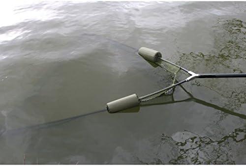 Unisex Adulto NGT Specimen Sistema de flotaci/ón de Red Doble
