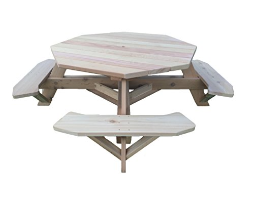 octagon picnic table - 1