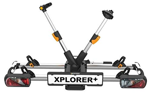 Xplorer Plus Fahrradträger - 2X Ebike - Kippbar