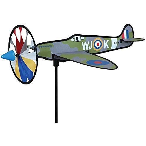 Premier Kite pkspit gpetit Windfahne Flugzeug, Mehrfarbig, 50x 50x 89cm