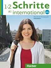 Schritte International Neu - dreibandige Ausgabe: Arbeitsbuch 1+2 (A1) + CDs ( (German Edition)