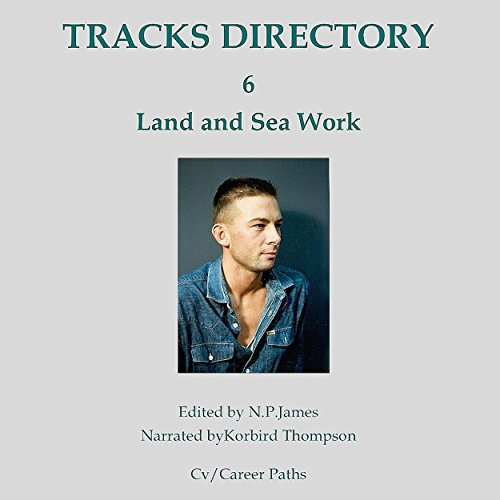 Land and Sea Work audiobook cover art