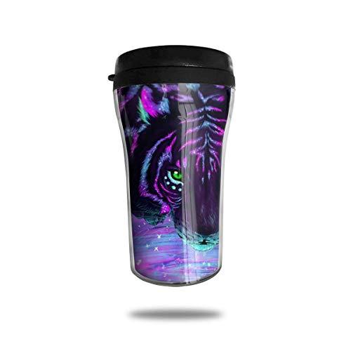 Taza de viaje de acero inoxidable aislada al vacío, taza de café, taza de viaje,Layang 654
