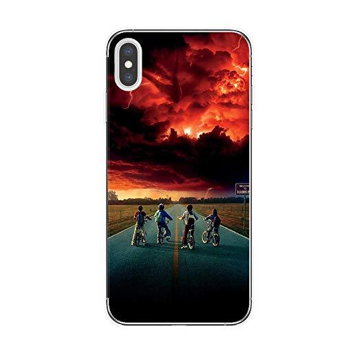 通用 iPhone 5 Funda iPhone 5S Funda iPhone SE Funda Carcasa Silicona Suave Case Cover TPU Protectora para Apple iPhone 5 / iPhone 5S / iPhone SE (GG2)