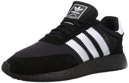 adidas Originals Men's I-5923 Shoe, Black/White/Copper Metallic, 11 M US