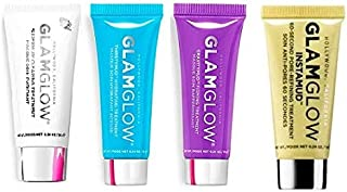 GLAMGLOW - SUPERMUD, THIRSTYMUD, INSTAMUD and GRAVITYMUD (0.24 ounce tubes each)