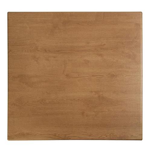 Werzalit Plus Ce159 carré Dessus de table, 600 mm, chêne