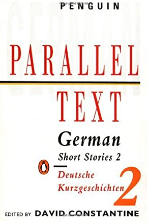(GERMAN SHORT STORIES 2 ) BY Various (Author) Paperback Published on (09 , 1976)