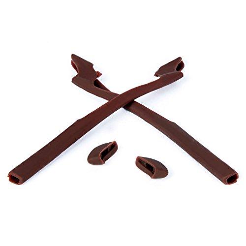 Walleva Oorsokken en Nosepads voor Oakley Halve Jas 2.0 XL/Halve Jas 2.0 Zonnebril - 9 Opties
