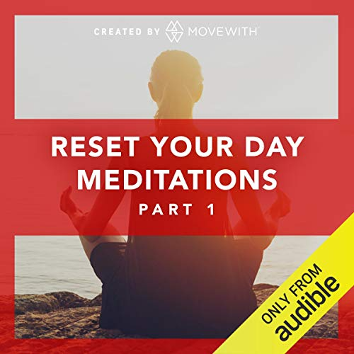Reset Your Day Meditations audiobook cover art