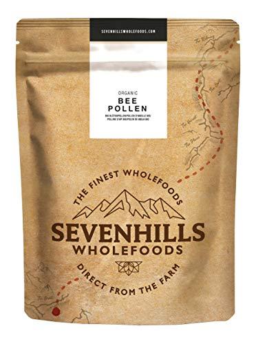 Sevenhills Wholefoods Polen De Abeja Orgánico 1kg