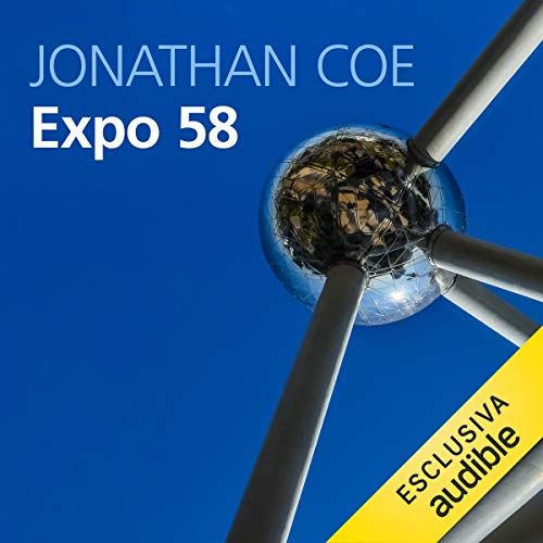 Expo 58 copertina
