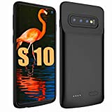 Beseller Samsung Galaxy S10 Battery Case 4700mAh, External Battery Charger Rechargeable Battery Pack Protective Case for Galaxy S10(6.1 Inches)
