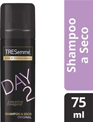 Shampoo a Seco 2 em 1 TRESemmé Day 2, 75 mL, TRESemmé