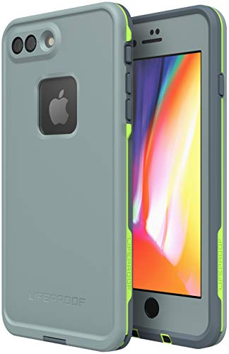 LifeProof FRE Series Waterproof Case for iPhone 8 Plus & iPhone 7 Plus - Non-Retail Packaging - Drop in