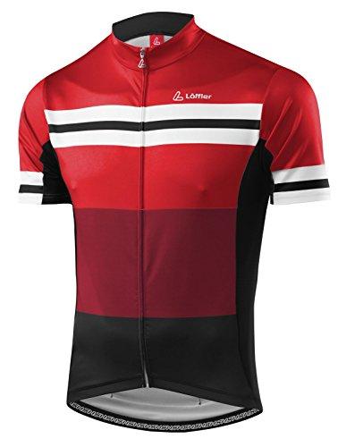 LÖFFLER Bike Trikot Giro Fullzip Herren 21310 - Radtrikot