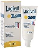 Ladival Protector Solar facial FPS 50 oil free para pieles sensibles( alérgicas, tendencia acneica y pieles rosáceas) - 50ml