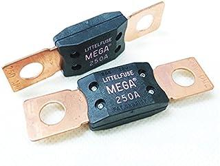 Woljay Bolt Down Auto Sicherung 250A Zeitverzögerung 32V 298 Serie, MEGA