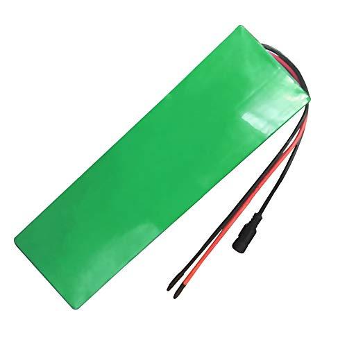 48V 9Ah 13S3P Li-ion Paquete de baterías E-Bike Ebike bicicleta eléctrica 400 * 50 * 70 mm Aceptar personalización