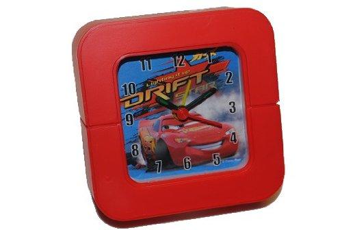 alles-meine.de GmbH Kinderwecker Wecker Kinder Cars Auto Car Lightning Mc Queen McQueen Rusteze