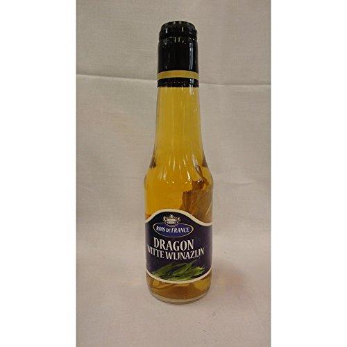 Rois de France Dragon Witte Wijnazijn 250ml Flasche (Estragon Weißweinessig)