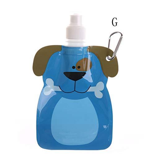 Mdsfe 1 unid protección Ambiental Botella de Bebida de Viaje de Agua...