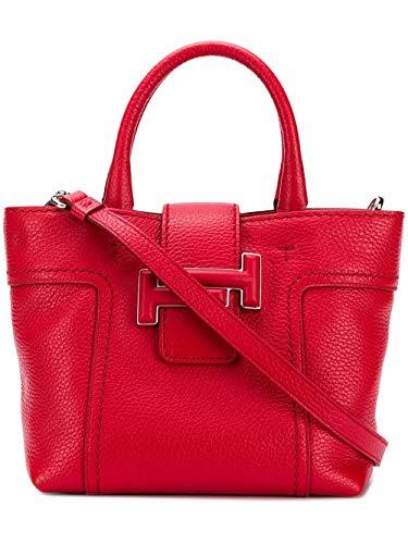 Tod's Luxury Fashion Damen XBWDOTA9100JM79995 Rot Leder Handtaschen | Jahreszeit Outlet