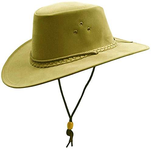Kakadu Traders Australia - Chapeau Western - Homme - Vert - Small
