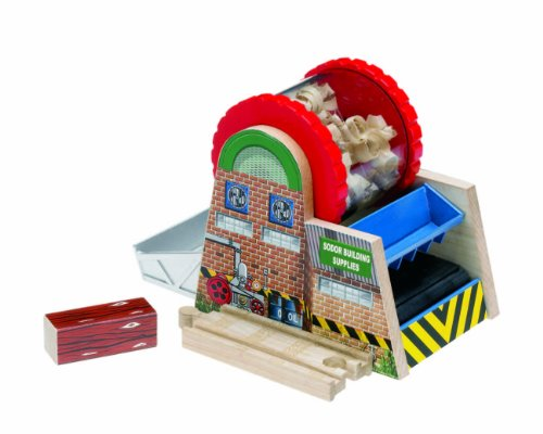 Fisher-Price Thomas & Friends Wooden Railway, Wood Chipper