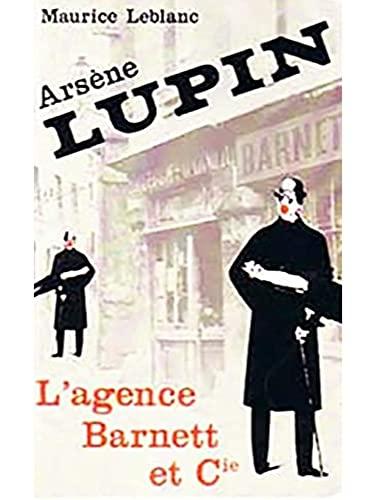 L'Agence Barnett et Cie (French Edition)
