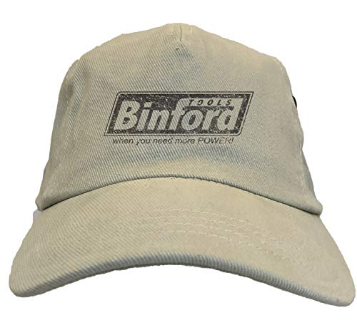 Binford Tools - TV Parody Funny Dad Hat (Stone)
