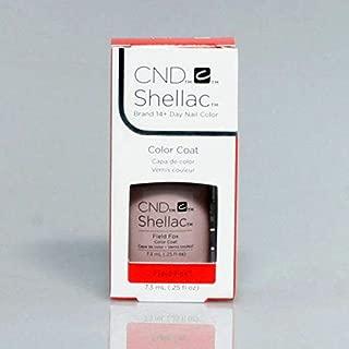Creative Nail Design Shellac UV Color Coat Field Fox .25oz