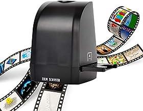 $63 » SOWSUN Portable Film Scanner, Film/Slide Scanner,with 8mega CMOS Sensor Convert Negative Slide Film to Digital Photo Suppo...