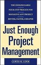 just enough project management