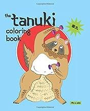The Tanuki Coloring Book: A Hilarious Off-Color Fun Coloring