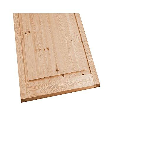 Tapetenleiste Abdeckleiste Wandschutzleiste Holz-Bord/üre Bastelleiste Flachprofil aus Kiefer-Massivholz 900 x 9 x 48 mm