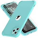 ORETECH Compatible with iPhone 11 Pro Max Case,with[2 x