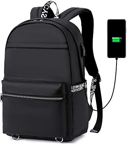 CAMTOP School Laptop Backpack Women Girls Bookbags 15 Inch USB Computer Bags for College Teacher product image