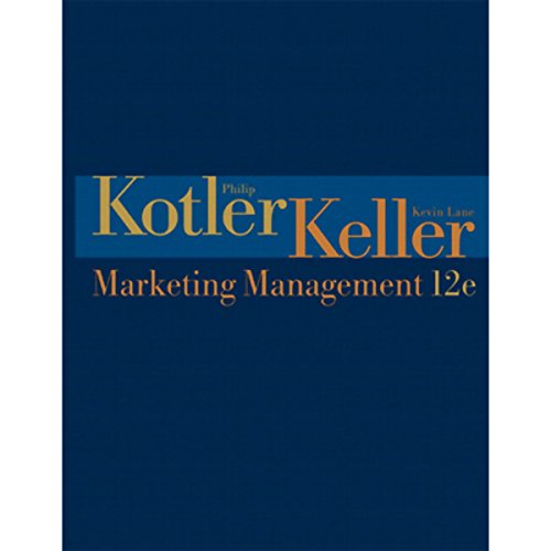 VangoNotes for Marketing Management, 12/e audiobook cover art
