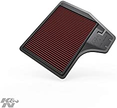 K&N Engine Air Filter: High Performance, Premium, Washable, Replacement Filter: 2013-2018 Nissan Altima L4 2.5L, 33-2478