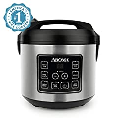Multi-functional use – whether you are in the mood for a hearty jambalaya, steamed veggies and rice, or even a fluffy cake (Yes, cake!) you can accomplish it all with Your arc-150sb cooker. The possibilities are as creative as you are. Nutritious & d...