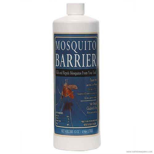 Mosquito Barrier 2001 Liquid Spray Repellent (1-Quart)