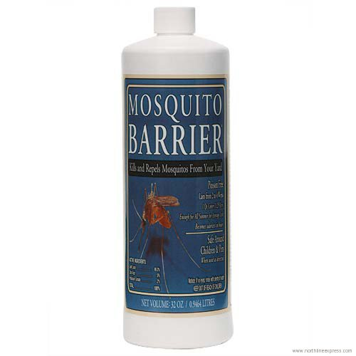 Mosquito Barrier 2001 Liquid Spray Repellent (1-Quart)