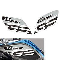 For BMW R1200GSr1250GSアドベンチャーモーターサイクル燃料タンクパッド反射保護ステッカーデカールR1200 GSr1200gs用