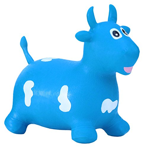 Happy Giampy - Hg205 - Animaux Sauteurs Gonflables - Vache