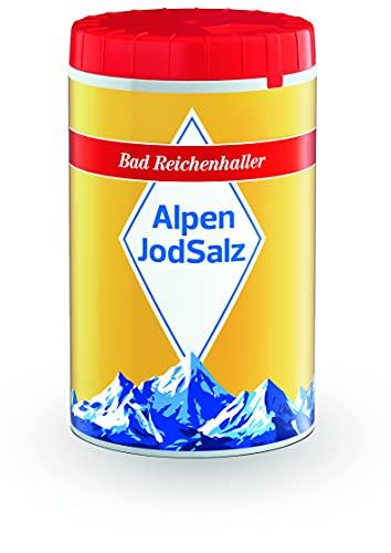 Bad Reichenhaller AlpenJodSalz Ministreuer