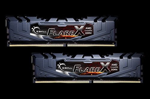 G.Skill Flare X for AMD F4-3200C16D-16GFX