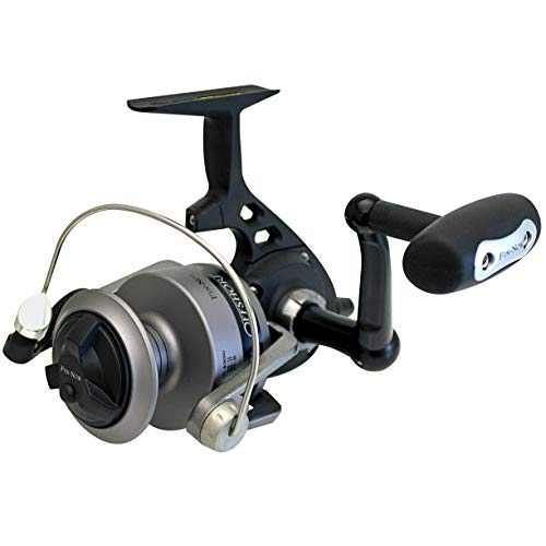 Zebco / Quantum 105SZ Offshore SP Reel, Gray (OFS5500A), One Size -  Fin-Nor, 5015318